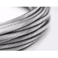 1x7 Stainless Steel Stranded Wire AISI Standard For Balustrades Or Standing Rigging