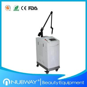 China Medical doctor ND:Yag Laser Tattoo Removal/Skin Rejuvenation Unit NBW-1000 on sale
