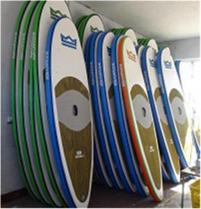 China Custom Kids Sup Board , Inflatable Stand Up Paddleboards High Performance on sale