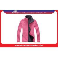 Winter Windbreaker Lightweight Fleece Outdoor Jacket / Women Hiking Wear