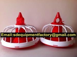 China Automatic poultry feeder pan on sale