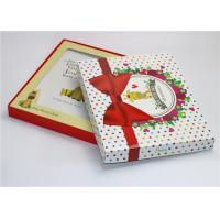 High Quality Glossy Lamination Baby First Year Memory Book Packaging Box