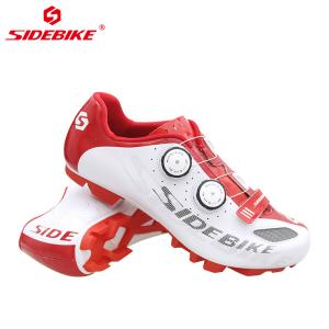 China 2020 Best mountain bike shoes Mtb Shoes Durability Anti Skid Clipless pedal Shoes wholesale