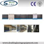 Automatic Vertical Insulating Glass Production Line 2500*3000 Mm Max Glass Size