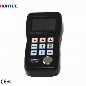 China Echo - echo TG4500 Series Ultrasonic Thickness Testing Equipment on sale