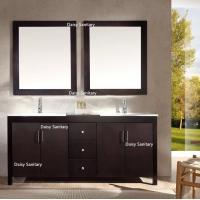 Double Sink American Classics Vanity , 72 Inch Bath Vanity With Top