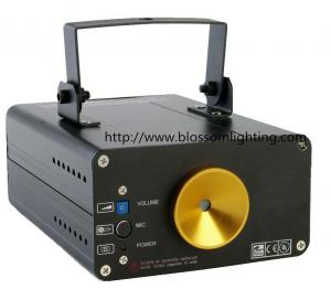China 130mW green and red firefly twinkling laser light BS-6002 on sale