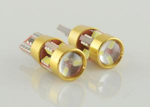 China Red / Yellow / Bule / Green Car Security Products T10 3014SMD CANBUS LED Wedge Bulbs on sale