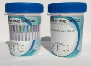 China High Accuracy Rapid Test Kit Drug Addiction Test Cup For Pre - Employment on sale