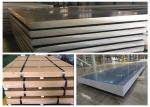 5 Series Aluminum Alloy Plate AlMg6 5a06 LF6 For Floor Anti Slip / Corrosion