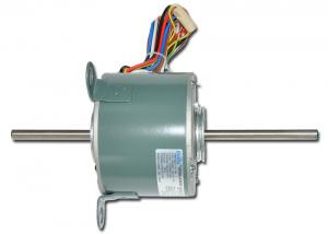 China Window Type Air Conditioner Fan Motor , Asynchronous AC Condenser Fan Motor on sale