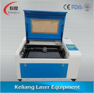 China 460 hobby laser engraving shell crafts cutting machine on sale