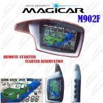 Système d'alarme bidirectionnel automatique Magicar M902F de voiture de l'électronique MAGICAR M902F d'accessoires