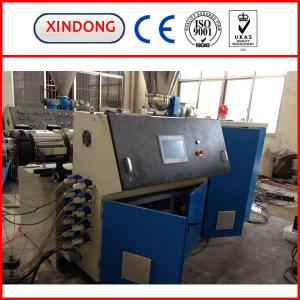 China CE approved conical twin screw extruder on sale