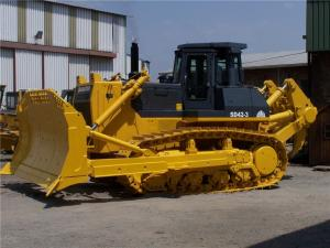 China 420hp American Earth Moving Equipment SD42 With KTA19-C525 Engine And  Semi - U Blade on sale