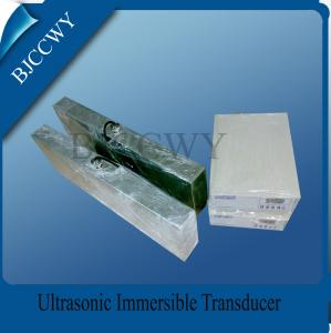 China Immersible Ultrasonic Transducer 2000w For Ultrasound Cleaner on sale