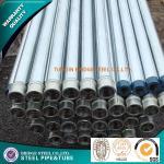 熱いすくいの電流を通された構造炭素鋼の管0.5mm -防蝕20mm