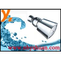 China zinc alloy shower head with arm on sale