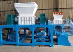 China H13 Blade Waste Plastic Crusher / Recycling Shredder Machine Heavy Duty on sale