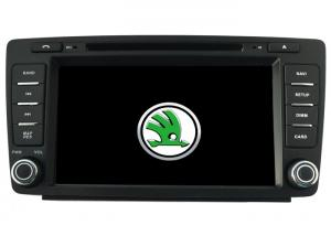 China Skoda Octaiva 2009-2013 Centrais Multimedia  Car DVD Player with GPS Android 9.0 Mirror-Link SKD-8903GDA on sale