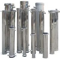 Water Treatment Stainless Steel Filter Housing for Various Water Treatment Plant
