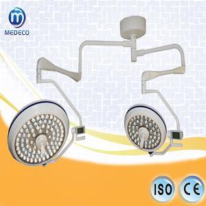 China II Series hospital equipment LED Shadowless Operating Lamp 700/500 medical lamp on sale