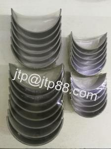 China 4LE2 Engine Crankshaft Bearings Set For ISUZU / Forklift 4LE2 Sliver Color on sale