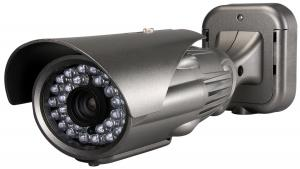 China IP PoE IR Bullet Cameras 1080P 30 fps , High Definition Night Vision Security Camera on sale