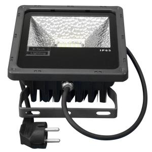 China Supermarket Outdoor Led Flood Light Bulbs Energy Saving 110 lm/W on sale