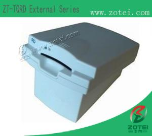 China Contact smart card reader / writer: ZT-TQRD external series on sale