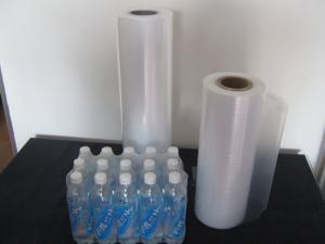 China Abrigo de la película de encogimiento del PVC que empaqueta para la botella o el regalo on sale