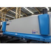 Mild Steel Cutting Guillotine Metal Cutter Hydraulic Shear Cutting Machine 9500Kgs