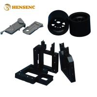 Construction Machinery OEM Injection Molding POM CNC Machining Milling Plastic Parts