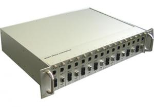 China Full Duplex Manageable Media Converters ST SC , 16 Port Network Switch Rack on sale