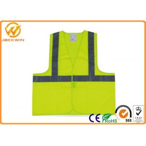 China High Visibility Reflective Safety Vests for Traffic Safety / Construction Work on sale