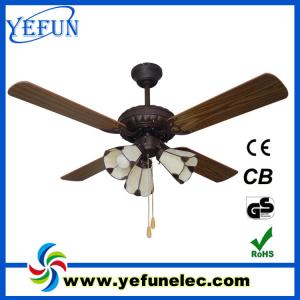China Decorative Ceiling Fan YF42-4C3L(MK) on sale