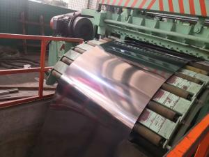 China Type 439 Stainless Steel Sheet UNS S43035 INOX 439 0.5-3.0mm Stainless Steel 439   UNS S43035   439 Data sheet on sale