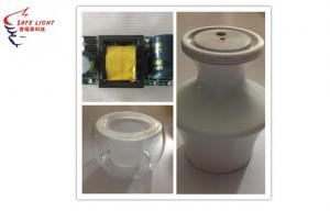 China Long Life 120V 130V 8 Watt LED Ball Bulbs 320° Cool White For LED Office Lighting on sale