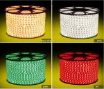 12Volt SMD 5050s Flexible Led Strip Lights 2200k-2500k For Indoor / Outdoor Decoration