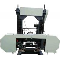 China MJ700D Diesel Portable Horizontal Band Sawmill Machine, Wood Band Saw Mill, Portable Sawmill For Sale on sale