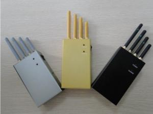 Quality 808KE GSM+3G+GPS cell phone signal jammer blocker for sale