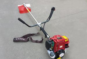 China Backpack Gasoline Engine Lawn Mower on sale