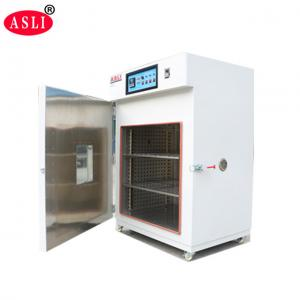 China Industrial Vacuum Dryer Machine High Temperature Ovens For Lab Use , 270 Liters on sale