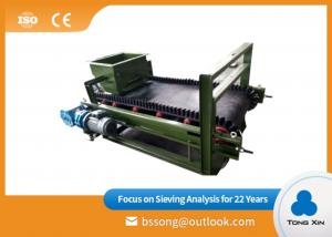 China High Precision Weigh Belt Feeder Fast Speed Belt Weigher System 4m/S on sale