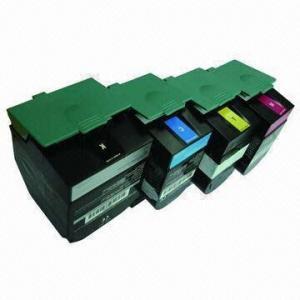 China Remanufactured Color Laser Cartridges, C540H2KG/CG/MG/YG, for Lexmark C540n, c543n on sale