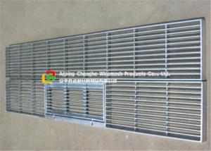 China HDB 1800X300 Galvanized House Drain Grating for Sump from Anping Hebei on sale