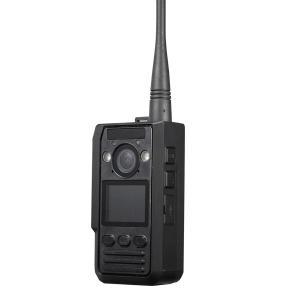 China HD 1080P Police Body Worn Camera PTT Function Multi Person Intercom Distance 3km-5km on sale