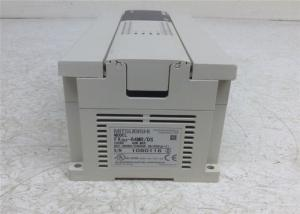 Quality Large Memory Mitsubishi Programmable Logic Controller FX3U-64MR FX3U64MR/DS for sale