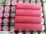 Bateria genuína do li-íon 3.7V do LG HE2 2500mAh 20A 18650 para e-cig/Vape