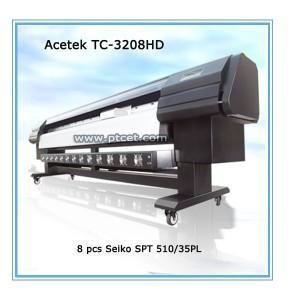 China hot selling 3.2m vinyl infiniti solvent plotter on sale